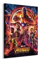 Avengers: infinity war - obraz na płótnie