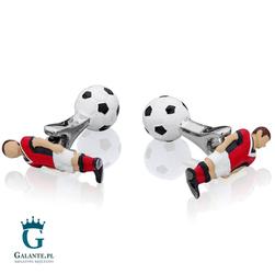 Spinki do mankietów Piłkarz UE-03662