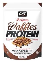Gofry białkowe qnt protein waffles mleczna czekolada 480 g