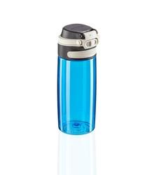 Bidon trytanowy flip 550 ml, błękitny