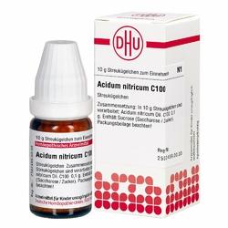 Acidum Nitricum C 100 Globuli