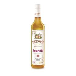 syrop barmański, do drinków amaretto 490 ml