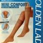 Golden lady mini confort 20 den a2 2-pack podkolanówki
