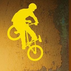 rower 3 naklejka