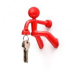 Wieszak na klucze key pete