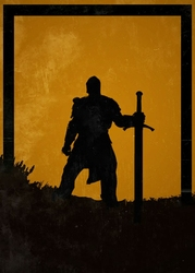 For Honor - Warden - plakat Wymiar do wyboru: 59,4x84,1 cm