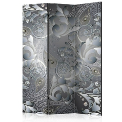 Parawan 3-częściowy - orientalny deseń room dividers