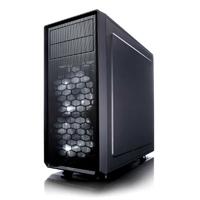 Fractal Design Focus G Black Window 3.5 HDD2.5SDD uATXATXITX