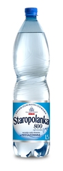 Woda staropolanka 800 1,5l niegazowana