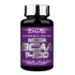 Scitec Mega Bcaa 1400 90 Kaps