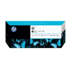 Hp 91 pigmentowy wkład atramentowy czarny matowy 775 ml