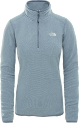 Bluza damska the north face 100 glacier 14 zip t92uav6zf