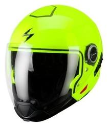 Scorpion kask exo-300 air yellow neon