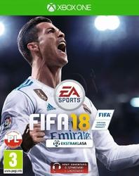Gra FIFA 18 World Cup Rossia Xbox One