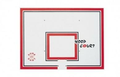 Tablica do kosza Sure Shot 160 Plast - Czerwony