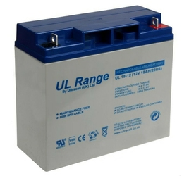 Akumulator agm ultracell ul 12v 18ah żelowy - szybka dostawa lub możliwość odbioru w 39 miastach