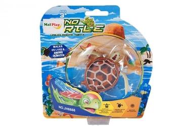 Żółw nano pływający w wodzie