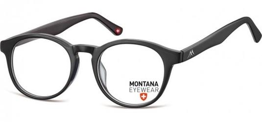 Lenonki okragle oprawki optyczne, korekcyjne montana ma66