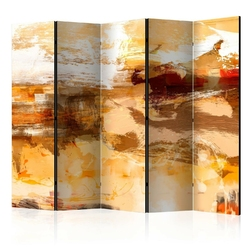 Parawan 5-częściowy - pustynna burza room dividers