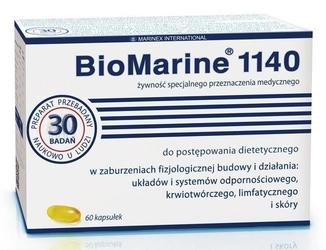 Biomarine 1140 x 60 kapsułek