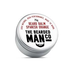 Bearded man co - balsam do brody hiszpańska pomarańcza - spanish orange 75g
