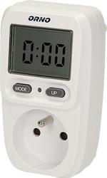 Watomierz z wyświetlaczem LCD OR-WAT-419 ORNO - Szybka dostawa lub możliwość odbioru w 39 miastach