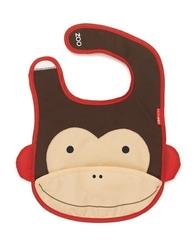 Śliniak zoo małpka - małpa