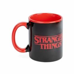 Stranger Things Logo - kubek z wypełnieniem