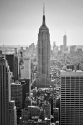 Fototapeta new york w odcieniach szarości fp 2148
