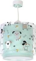 Lampa wisząca pieski happy dogs zwis dalber 61312
