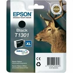 Tusz Oryginalny Epson T1301 C13T13014010 Czarny - DARMOWA DOSTAWA w 24h