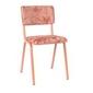 Zuiver :: krzesło back to miami flamingo pink