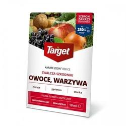 Karate zeon 050 cs – zwalcza szkodniki roślin – 50 ml target