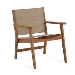 Krzesło ogrodowe ilida szare