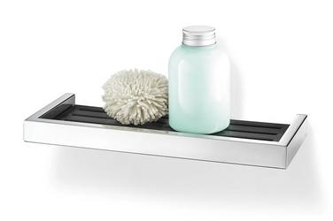 Półka prysznicowa z wkładem z tworzywa Linea polerowana