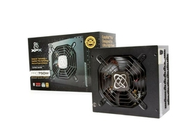 Xfx black edition xtr 750w full modular 80+ gold, 4xpeg, 135mm, single rail