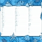 Nauka pisania 008 tablica suchościeralna