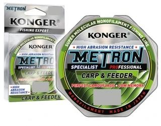 Żyłka konger metron specjalist pro carp  feeder 0,30mm150m