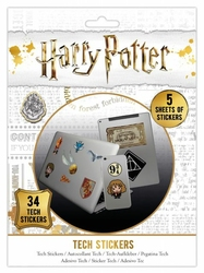 Harry Potter Artefacts - naklejki na laptopa