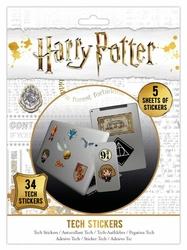 Harry Potter Artefacts - naklejki na laptopa
