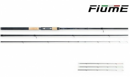 Wędka feeder Fiume Megadream 390cm cw do 120g