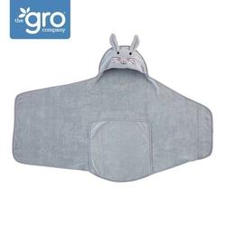 Otulacz - ręcznik groswaddledry gro company - betty the bunny 0-6m-cy