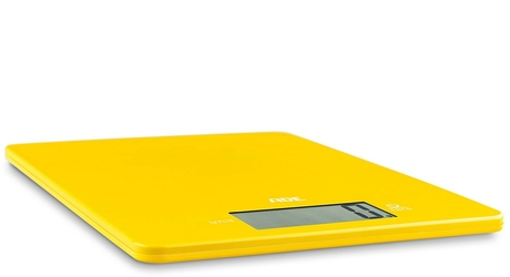 Waga elektroniczna leonie do 5 kg ade żółta ad-ke 1800-2