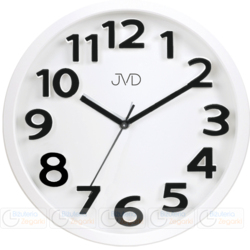 ZEGAR ŚCIENNY JVD HA48.1 Płynący sekundnik