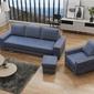Fotel do salonu doha nowoczesny