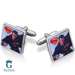 Spinki do mankietów Superman UE-70070