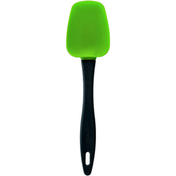 Łyżka silikonowa Lekue zielona 0201200V10U045