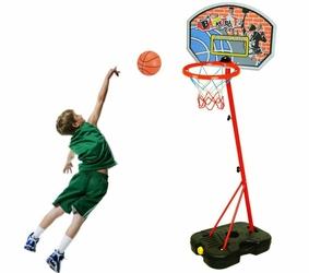 Zestaw do koszykówki dla dzieci Basketball Sports World - NOJB5022B