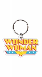 DC Comics Wonder Woman Logo - brelok