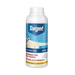 Chlortix oxy aktywny tlen – tabletki dezynfekujące wodę w basenie – 1 kg target
